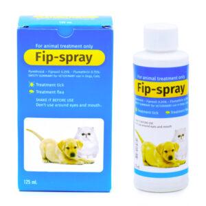 اسپری ضد کک وکنه مخصوص سگ و گربه Flp Spray