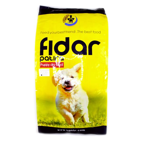 غذای خشک توله سگ نژاد بزرگ، برند فیدار پاتیرا، 10کیلوگرمی