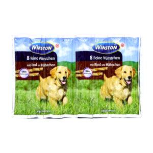 غذای تشویقی سگ مدادی گوشت وینستون