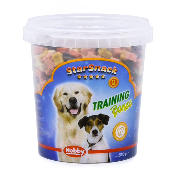 غذای تشویقی سگ استار استخوانی طرح قلب
