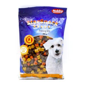 غذای تشویقی سگ نرم استار اسنک طرح قلب