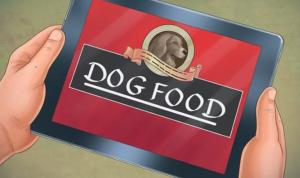 غذای سگ
