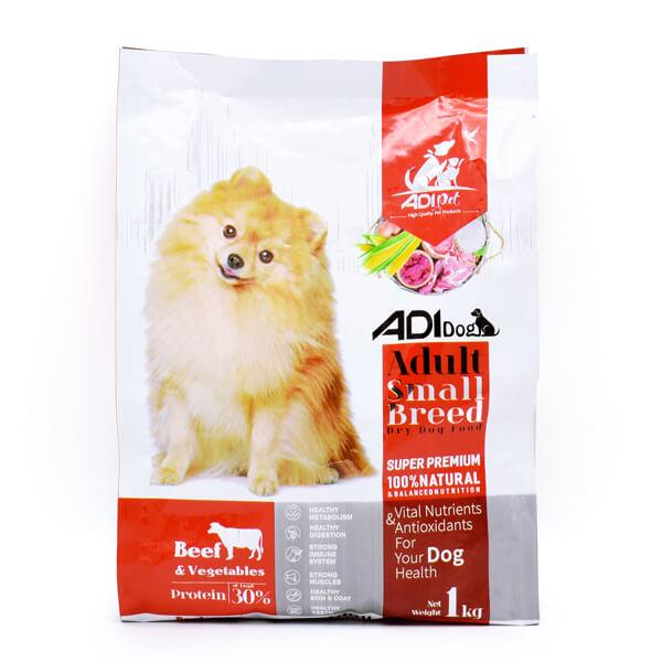 غذای خشک سگ سوپر پریمیوم 4 کیلویی