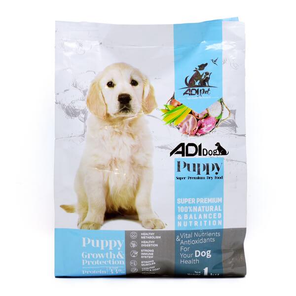 غذای خشک سگ پاپی سوپر پریمیوم کد33