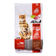 غذای خشک گربه سوپر پریمیوم 7/5 کیلویی