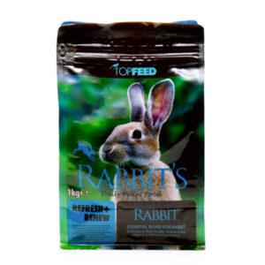 خوراک ویژه خرگوش