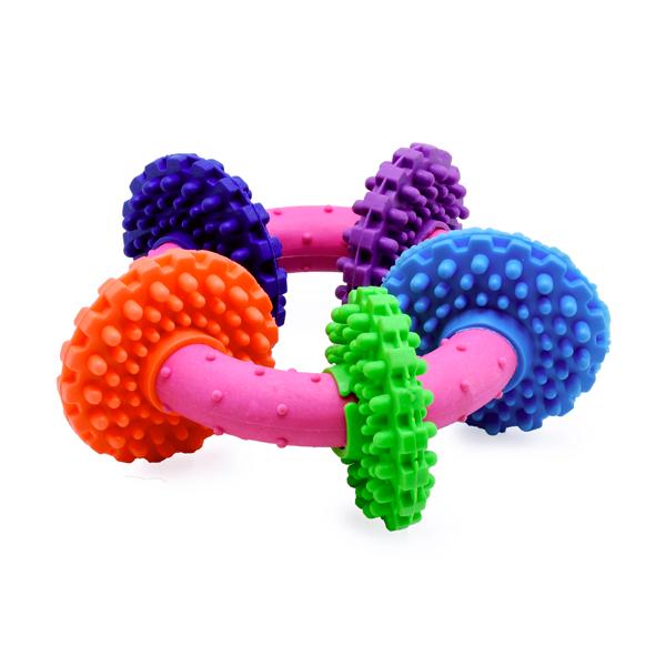 اسباب بازی دندانی حلقه ای کد 336