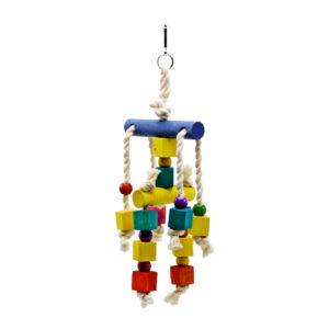 اسباب بازی پرنده مدل آدمکی کد R20