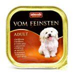خوراک کاسه ای ووم فیستن حاوی گوشت خرگوش 125 گرمی