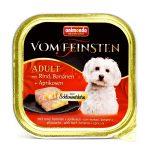 غذای سگ فيستن گوشت گوساله ، موز و زردآلو
