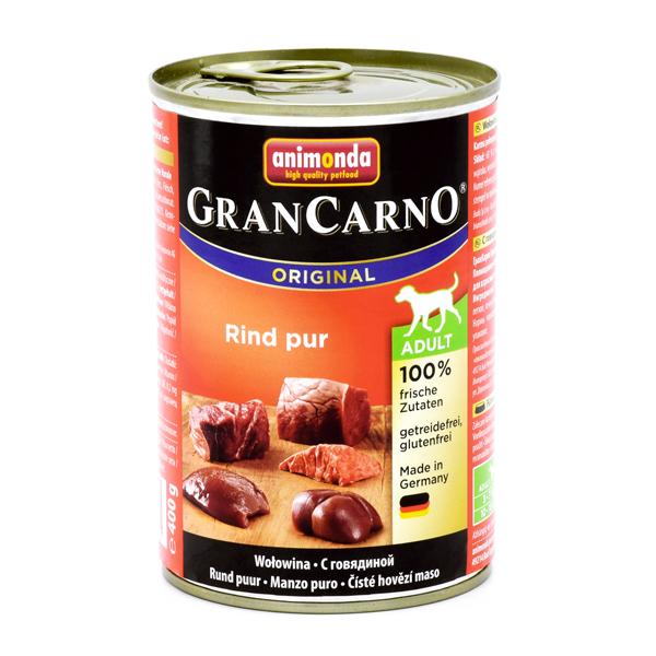 خرید کنسرو گرن کارنو حاوی گوشت گاو