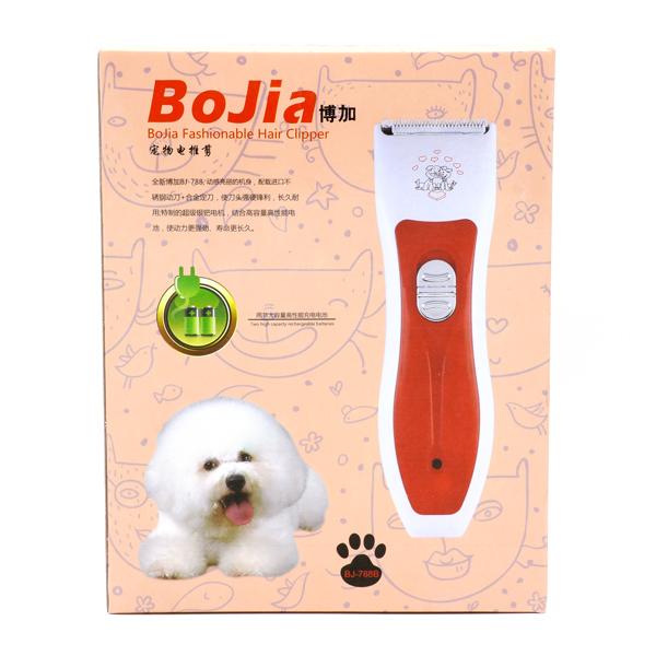 ماشین اصلاح شارژی Bojia مخصوص مو گربه و سگ