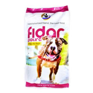 غذای خشک سگ بالغ نژاد کوچک 10 کیلو برند فیدار پاتیرا