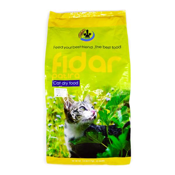 غذای خشک بچه گربه برند فیدار پاتیرا 10 کیلوگرمی
