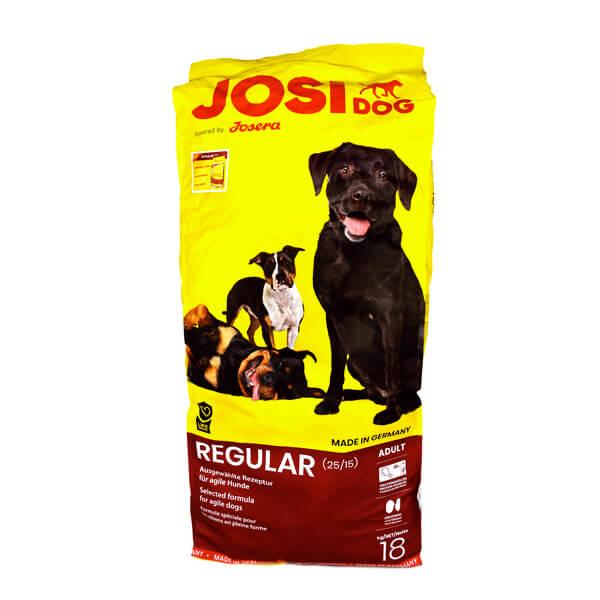 غذای خشک سگ جوسرا (Josera) سگ بالغ 18 کیلوگرمی