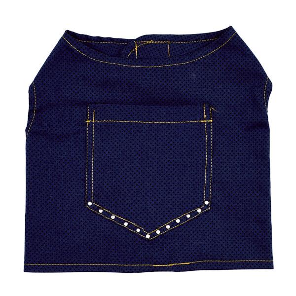 لباس سگ کد L103 تک جیب
