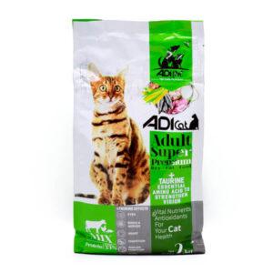 غذای خشک گربه بالغ سوپر پریمیوم