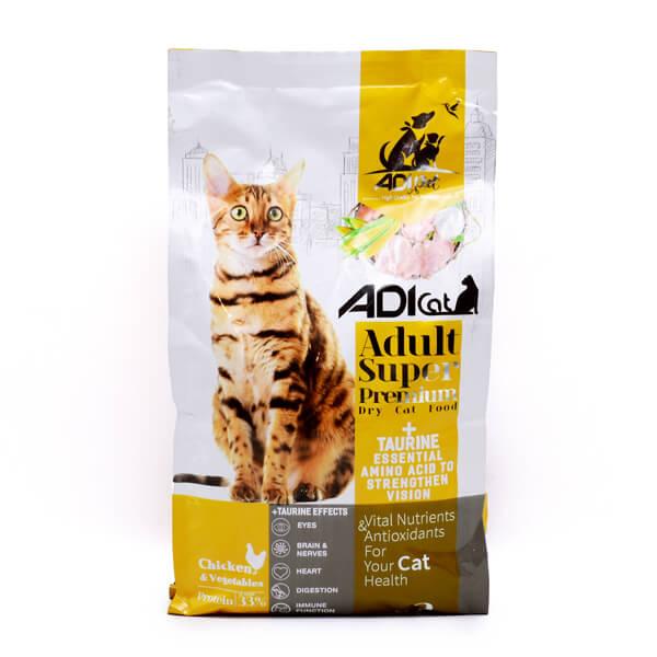غذای خشک گربه سوپر پریمیوم 7/5 کیلویی کد 333