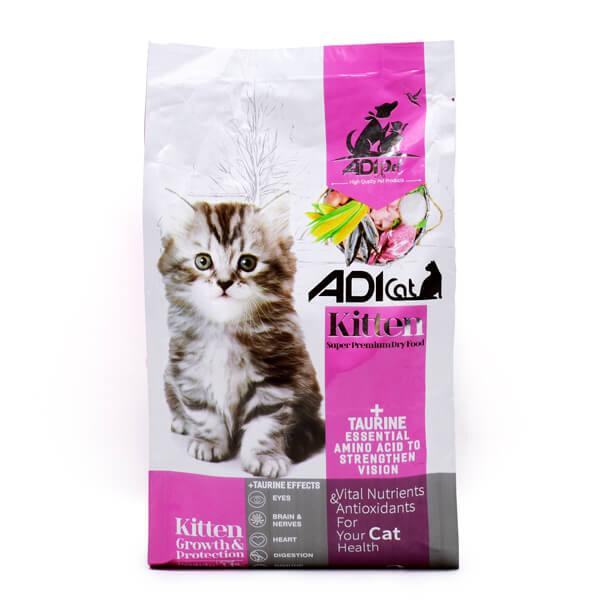 غذای خشک بچه گربه سوپر پریمیوم 2 کیلویی کد 34