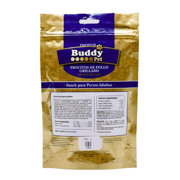غذای تشویقی سگ با طعم مرغ خشک شده Buddy کد TR-005