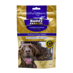 غذای تشویقی سگ Buddy با سینه مرغ و پوشش کنجد کد TR-014