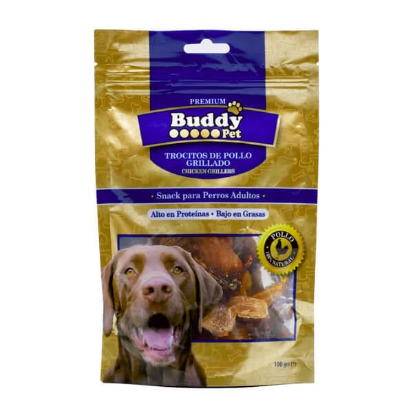 غذای تشویقی سگ Buddy با مرغ و سیب زمینی کد TR-016