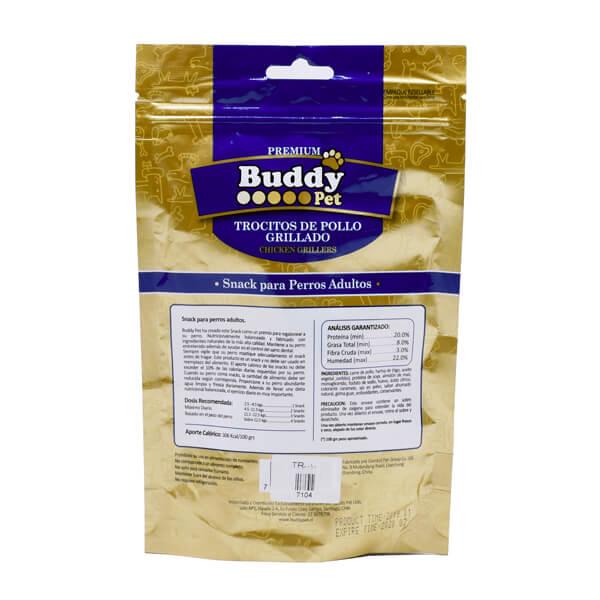 غذای تشویقی سگ Buddy با سینه مرغ کد TR-010