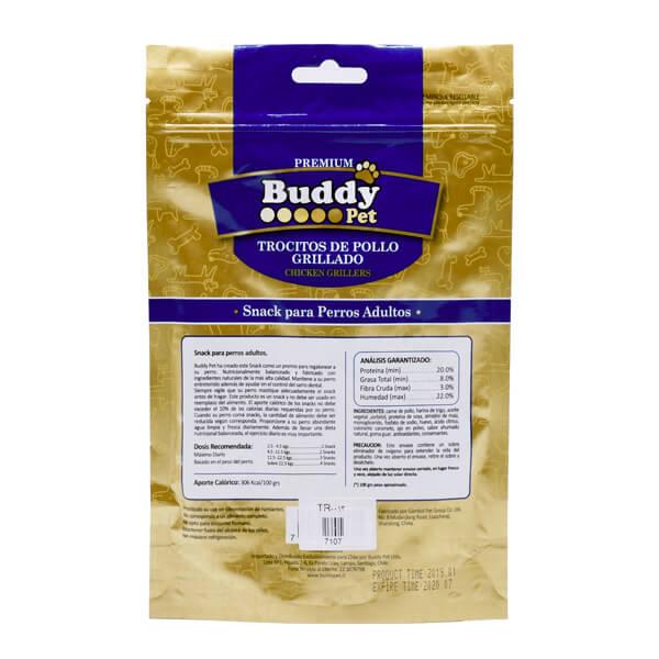 غذای تشویقی سگ Buddy با سینه مرغ کد TR-013