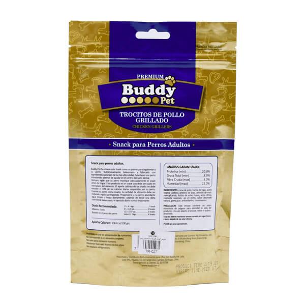 غذای تشویقی سگ Buddy با گوشت گوساله و پنیر کد TR-027