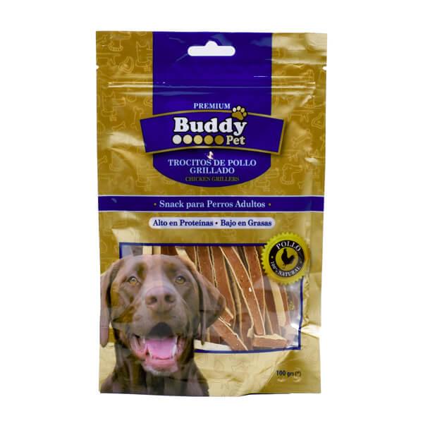 غذای تشویقی سگ Buddy با مرغ و ماهی کد TR-029