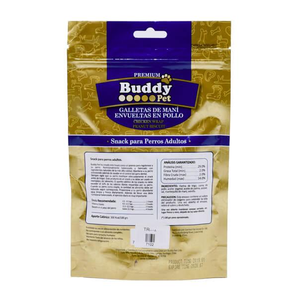 غذای تشویقی سگ با قطعات کوچک اردک  Buddy کد TR-008