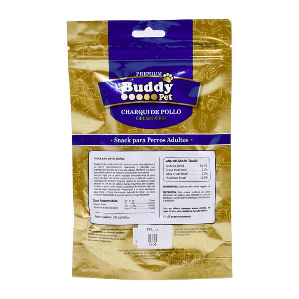 غذای تشویقی سگ با طعم سینه مرغ Buddy کد TR-012