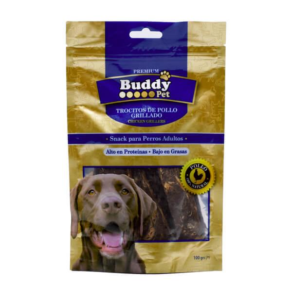 غذای تشویقی سگ با طعم گوشت گوساله Buddy کد TR-002