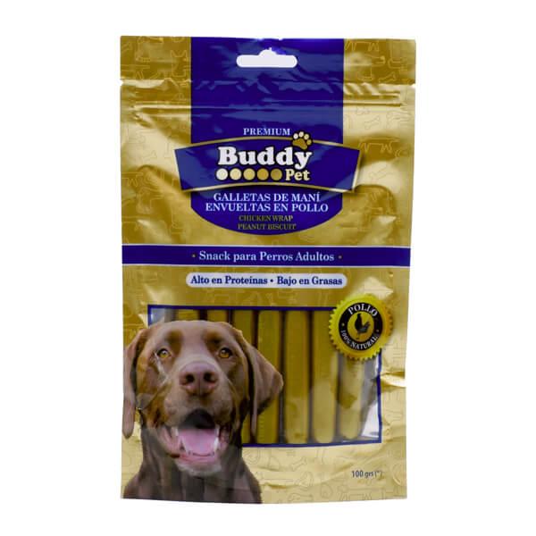 غذای تشویقی سگ با طعم سبزیجات Buddy کد TR-001