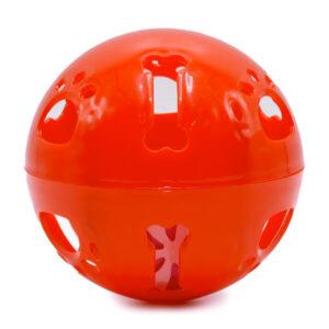 اسباب بازی سگ توپ بازی پلاستیکی