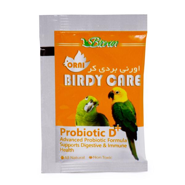 پروبیوتیک دیپلاس اورنی بردی کر مکمل غذای پرنده