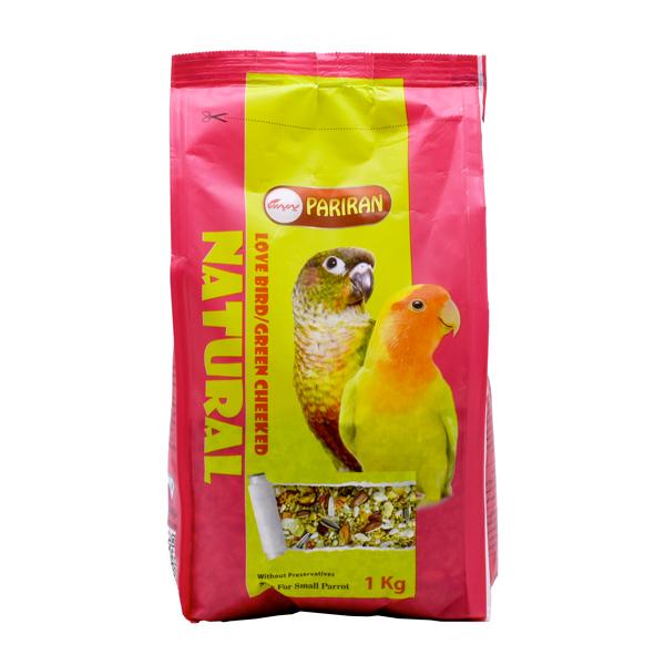 خوراک طوطی سانان برند پریران