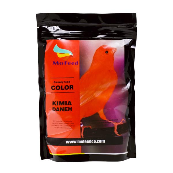 غذای قناری رنگدانه دار 1 کیلویی برند مفید