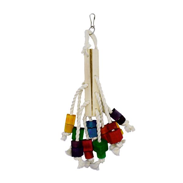 اسباب بازی پرنده کد A4 با رنگ های متنوع