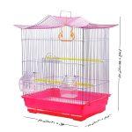 قفس پرنده,قفس قناری,قفس پرنده با سقف شیروانی