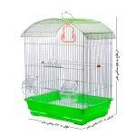 قفس پرنده,قفس طوطی,قفس پرنده مخصوص طوطی سانان رنگ سبز