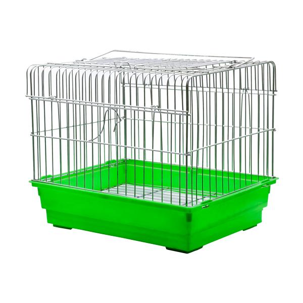 قفس مخصوص خرگوش و خوکچه کد 623 سبز رنگ