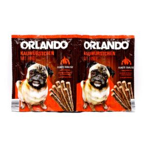 غذای تشویقی سگ اورلاندو مدل MIT RIND بسته 8 عددی