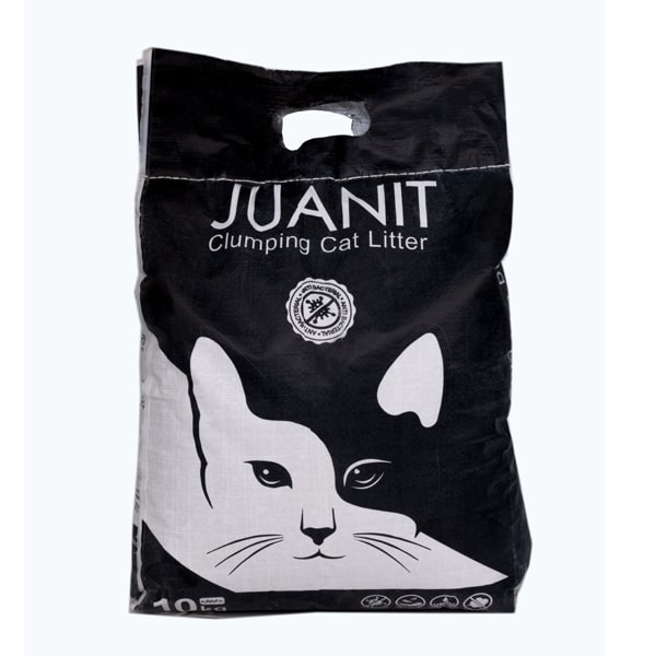 خاک گربه مخصوص دستشویی برند ژوانیت