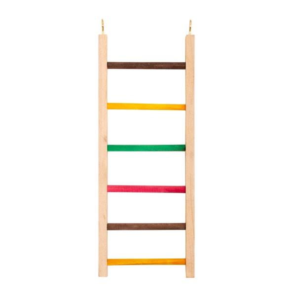 اسباب بازی طوطی طرح نردبان سایز 2 کد n2 شش پله ای