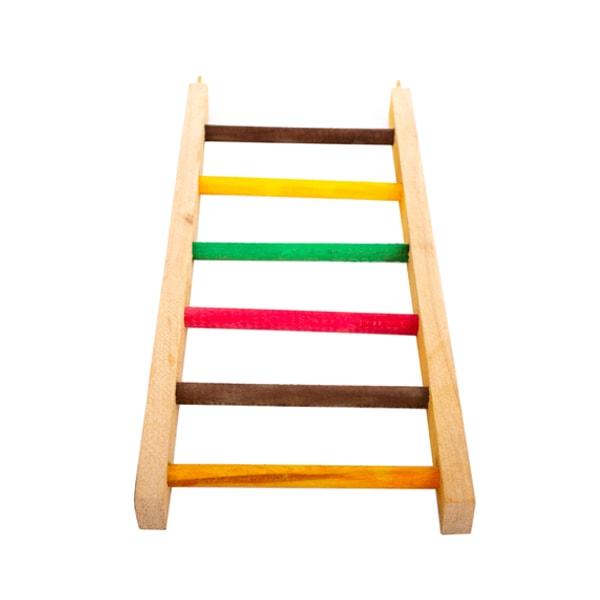 اسباب بازی طوطی طرح نردبان سایز 2 کد n2