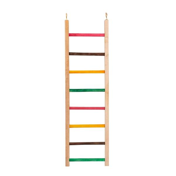 نردبان پرنده سایز 3 کد n3 با پله های رنگی