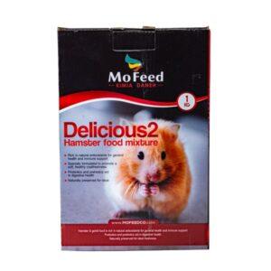 غذای همستر مفید 1 کیلوگرم