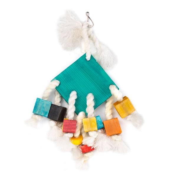 اسباب بازی پرنده با رنگ خوراکی کد A24
