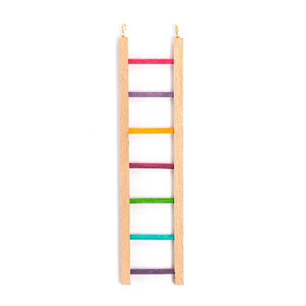 اسباب بازی طوطی طرح نردبان سایز1 کدn1